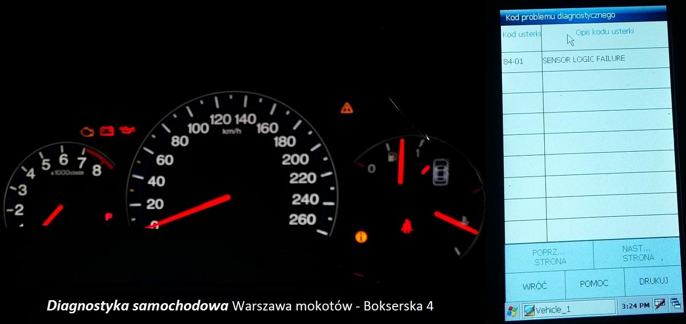diagnostyka samochodowa warszawa mokotów